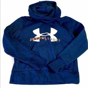 Under Armour Cowl Neck Hoodie Sweatshirt